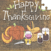 Thanksgiving Puzzle Jigsaw