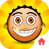 Pop Launcher - Black Emojis & Themes 1.1.21
