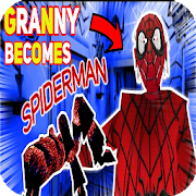 Spider granny  3 : Craft Mod Game 2k20 1.0