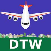 FLIGHTS Detroit Airport 4.4.3.0