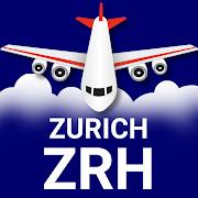 FLIGHTS Zurich Kloten Airport 4.4.7.0
