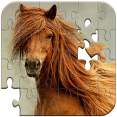 Jigsaw Puzzles Horses 1.0.12