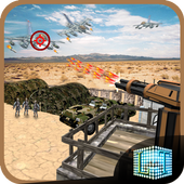 Air Strike Combat - Freedom Forces Gunner Shooting 1.0