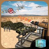 Air Strike Combat - Freedom Forces Gunner Shooting 1.0