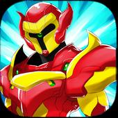 Superhero Iron Robot Creator 1.0