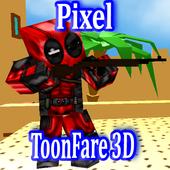 Pixel Toonfare 3D 1.8