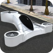 HoverCar 3D Drone 1.3