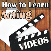 How to Learn Acting Videos - Learning Lessons App 1.0