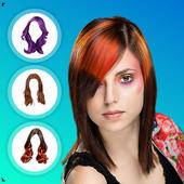 Girl Hair Style Photo Editor 2.0
