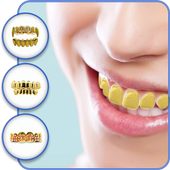 Gold Teeth Photo Editor 1.0