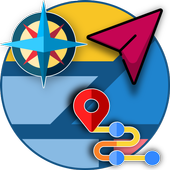 GPS Route Finder -  Maps, Navigation & Direction 5.0