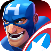 Legend Captain:Avengers Fight 1.1.6.101