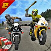 Highway Bike Attack Racer: Moto racing 1.0
