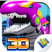 Dinosaur Robot 3D 1.1