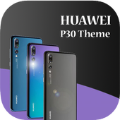 P30 Dark Theme for Huawei/Honor 1.0
