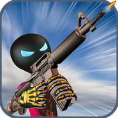 Stickman Secret Agent:Crime Fighter Special Force 1.0