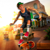 Nyjah Huston: #Skate lifeHugo Games A/SSports 1.6.4