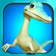 Talking Compsognathus Dinosaur 1.55