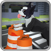 Pet Dog Highway Run 1.4