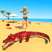 Angry Crocodile 2020 City Attack Simulator 1.0