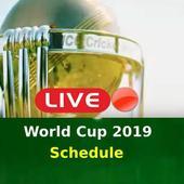 World cup 2019, live Score, Schedule 2019 Match 1.0