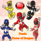 Puzzle Power of Rangers 1.0