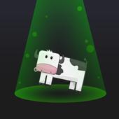 Aliens & Farm: The cow game 1.1