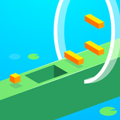 Peaceful Path: Jump and RelaxHybrid Game LabsAdventure