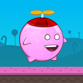 Pink Sugar Flappy Kid 2.0