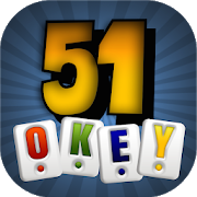 51 OkeyFuzzy Mobile GamesBoard