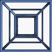 Hyper Cube 3D 1.0
