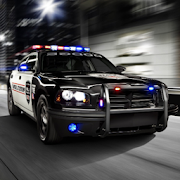 Fast Police Car Driving 3D 1.17