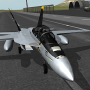F18 Airplane Simulator 3D 1.0