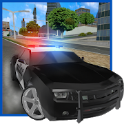 City Police Car Driving Game 1.0