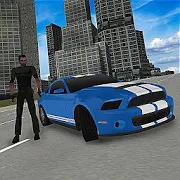 Crime City Street Driving 3D 1.0
