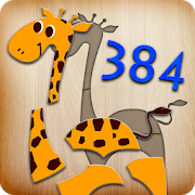 384 Puzzles for Preschool Kids 3.0.0