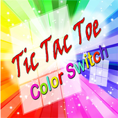 TicTacToeColorSwitchIACG ( International Academy of computer graphics)Board