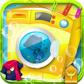 Kids Washing Clothes 1.1.1