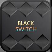 BlackSwitch go locker theme 1.00