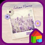 flowers dodol launcher theme 5.1