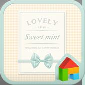 Sweetmint dodol launcher theme 1.1