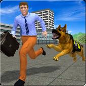 LA Police Dog Crime Patrol : Thief Chase Mission 1.1