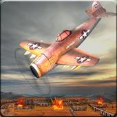 World War 2 Air Combat Battleground Hero Pilot 3D 1.0