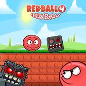 Jump Ball 4 - New Red Ball Adventure 2.3
