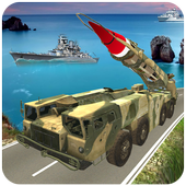 Drive US Army Missile Launcher 1.0