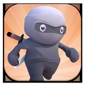 Ninja In The TEMPLE