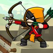 Clash Of Ninja - Clan Shooting Tower Defense 1.0