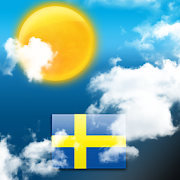 Weather for Sweden 3.4.11