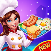 Cooking Delight Cafe Chef Restaurant Cooking Games 2.3
