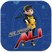 Puzzle Ejen Ali Super Battle 5.1